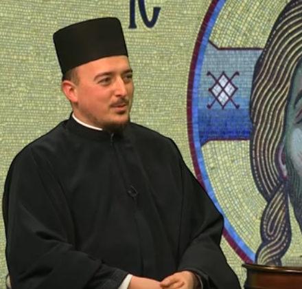 Отац Станко Лакетић на ТВ Храм